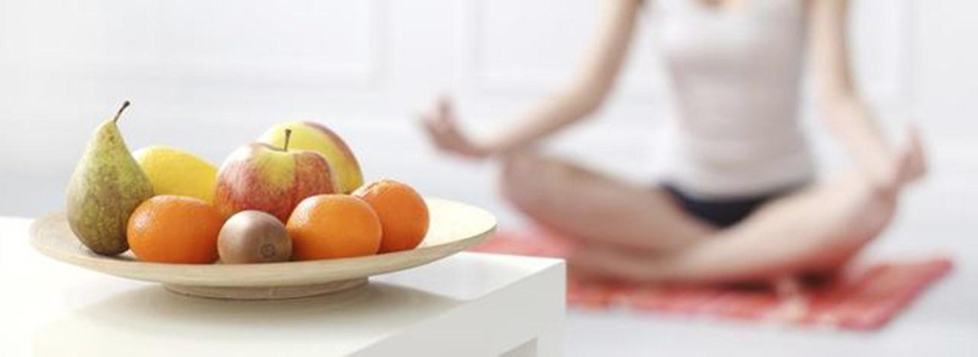 Yoga e Nutrizione – Cristina Vittorini e Antonia Tronti